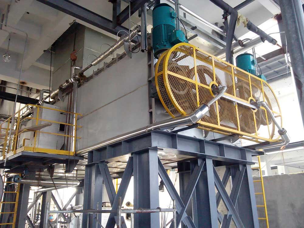 Liquid drying equipment